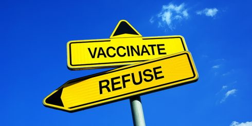 Unvaccinated Illegal Immigrants and Anti Vaxxers, a Recipe for Disaster
