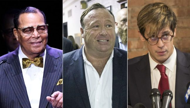 Alex Jones, Milo Yiannopoulos, and other high profile conservatives banned from Facebook for being 'dangerous' individuals