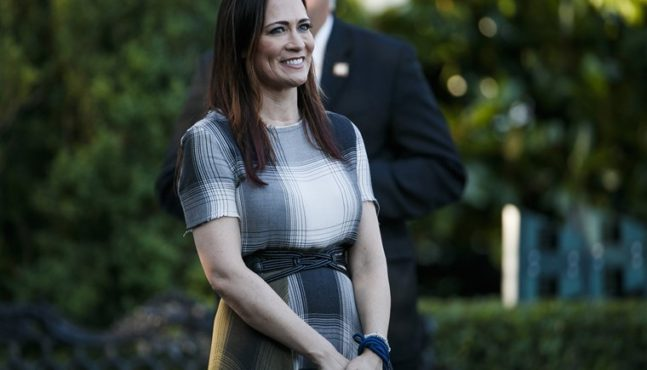Stephanie Grisham Is The New White House Press Secretary