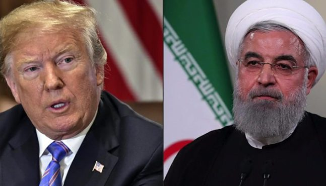 Trump Lays Stronger Sanctions On Iran