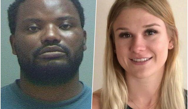 Nigerian immigrant accused of murdering student Mackenzie Lueck