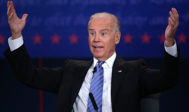 2020 Hopeful Biden's Campaign Speech Again Displays Delusional Mindset