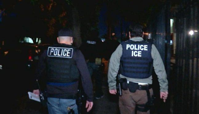 ICE Raids Begin