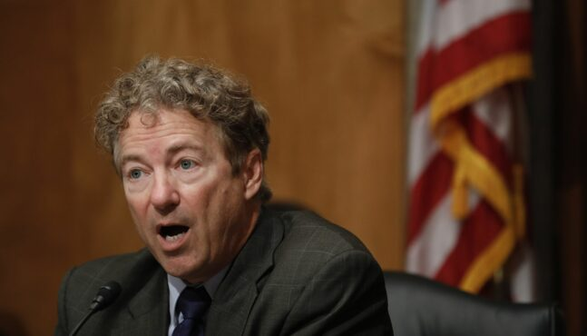 Sen. Paul Invites Rep. Ilhan To Tour Her Homeland