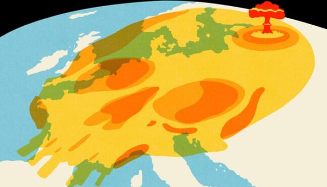 Russian Nuclear Radiation Cloud Over Europe Uncovered