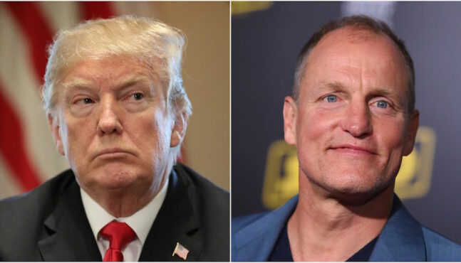 Woody Harrelson On Getting High Before Presidential Dinner