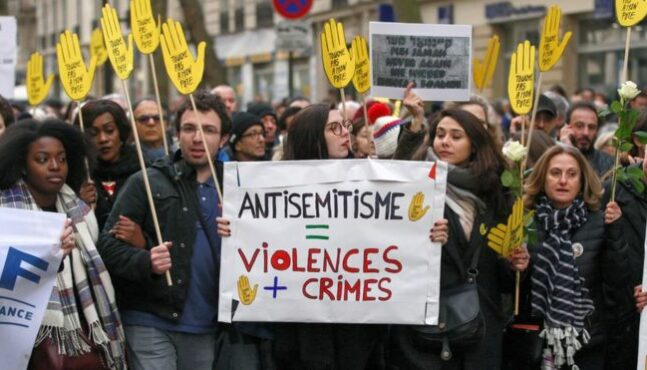 UN Admits That Antisemitism Is On The Rise Worldwide