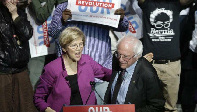 Warren Steals Critical Progressive Endorsement from Bernie
