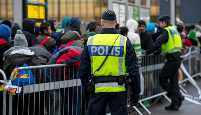 Sweden Experiences Massive Spike In Rape Crimes As Migrants Continue To Flood In