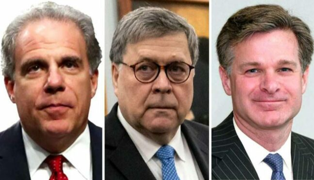 Horowitz Sends First Draft of Long Awaited Report on FISA Abuse to Barr