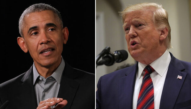 Middle Class America – Trump v. Obama – 2020 Elections