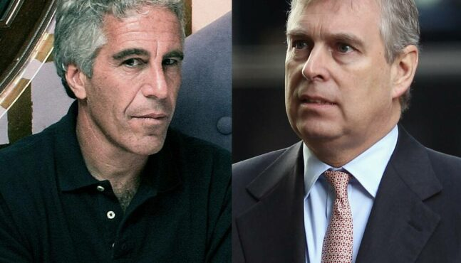 Shocking Emails Between Epstein and Prince Andrew