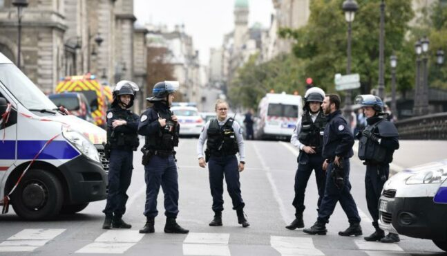 France: Four officers murdered in Paris police HQ stabbing
