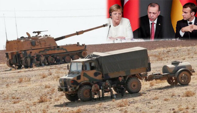 Turkey Looses Arms Exportation From It's EU Friends