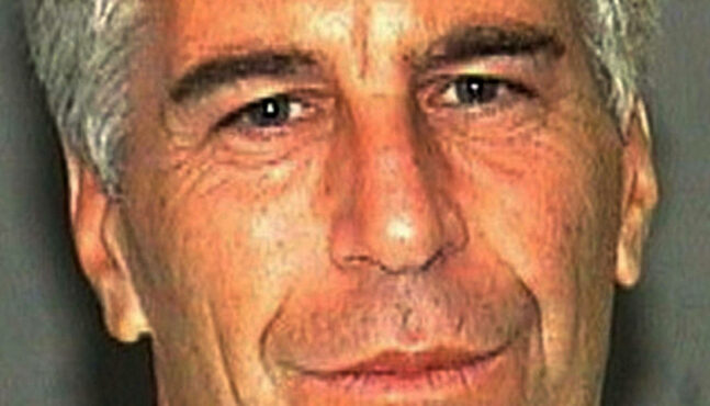 """Epstein Visited Nearly 100 Times In Prison by """"Sex Slave"""""""