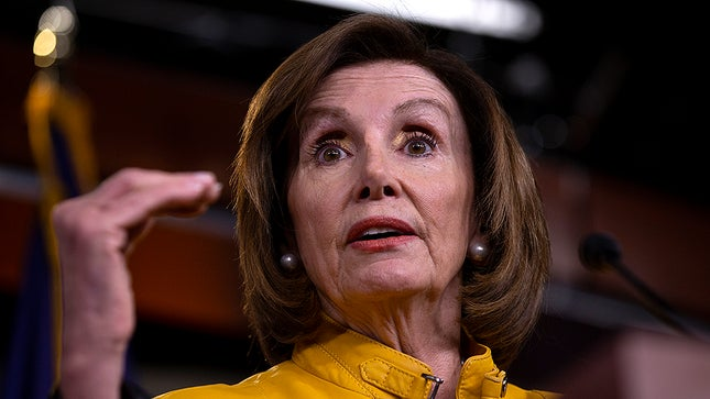 GOP Rep Calls for Pelosi's Removal!