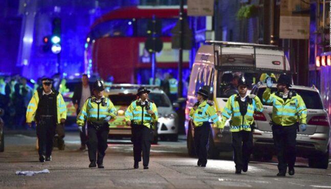 UK: Police have prevented 24 terrorist attacks since 2017