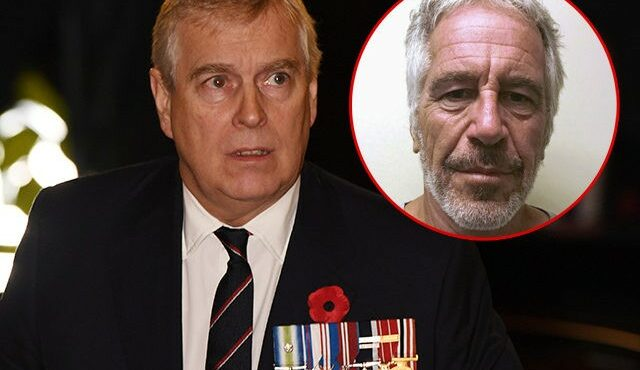 FBI Looking At Prince Andrew's Ties to Epstein