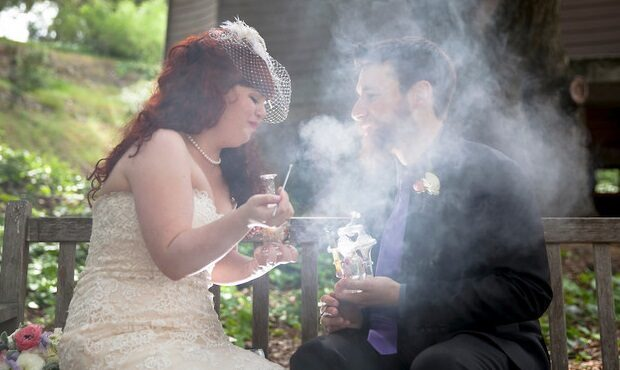 Trending: Budkeepers Serve Weed At Wedding Bud Bars