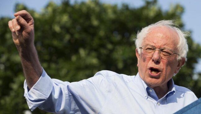 Sanders Treasonous Plan Playing Into Hand of Iran