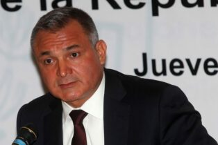 Mexico's Ex-Security Chief Charged With Taking Bribes From Drug Cartels