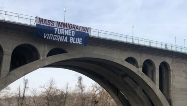 Did Mass Immigration Turn Virginia Into A Blue State?