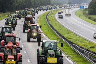 European Farmers Revolt Over Climate Restrictions