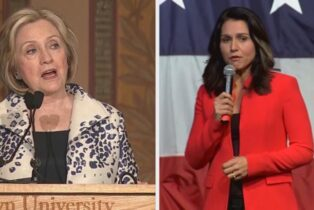 "Gabbard Sues Clinton for Calling Her a ""Russian Asset"""