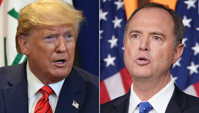 Adam Schiff's Impeachment Lie