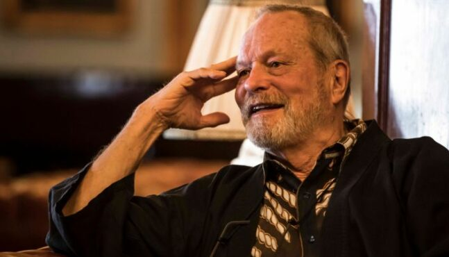 Film Director Terry Gilliam Defends Being a White Man