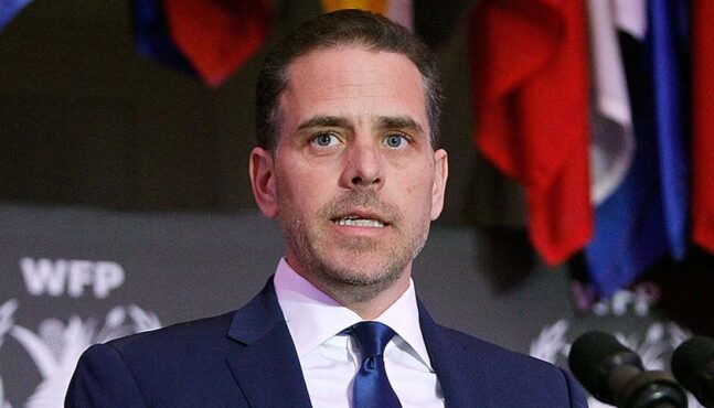 Hunter Biden Steals Dead Brother's Identity to Hide from Investigators