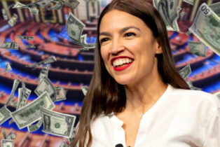 'Deadbeat Cortez' Refuses to Pay Party Dues