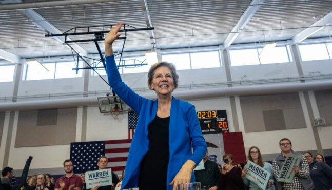 Warren Shines as Fireworks Fail to Ignite in Dem Debate