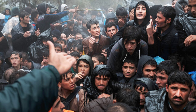 Could 2020 See a Repeat of the 2015 Migrant Crisis?