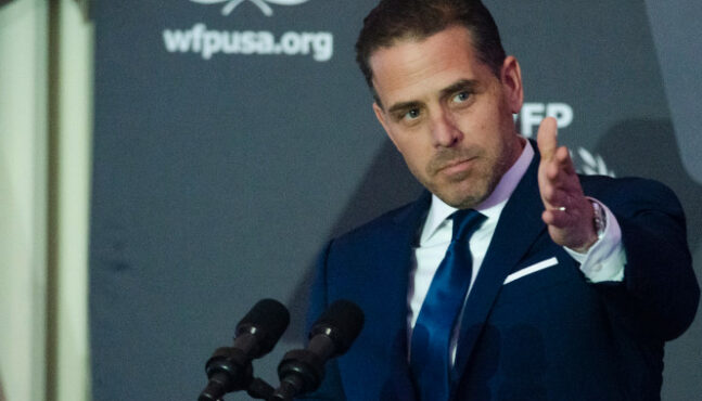Why Has the Judge in Hunter Biden's Paternity Trial Suddenly Recused Himself?