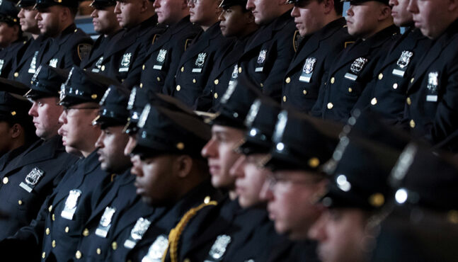 Radical Left Wants to Abolish the Police Force