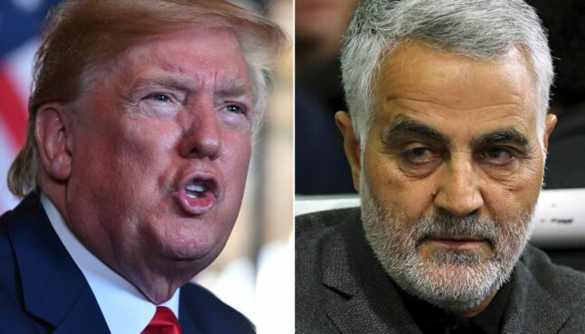 Trump Describes Soleimani Strike in Detail to Supporters