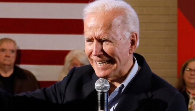 Biden Says Insult He Hurled at a Voter was 'a Joke'