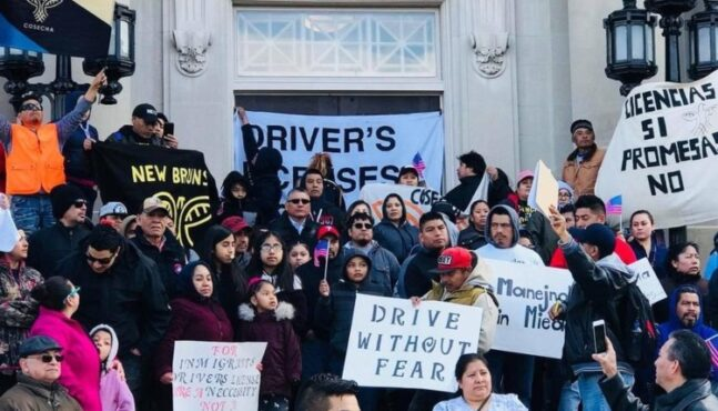 Illegals Get Free Pass On Driving IN MA