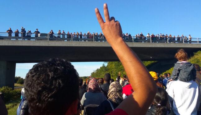 Denmark Invites Migrants To Go Home And Rebuild