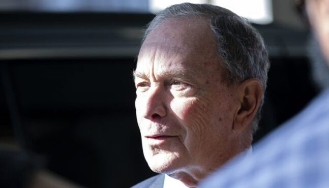 Is Bloomberg Committing Political Suicide or Just Arrogantly Stupid?
