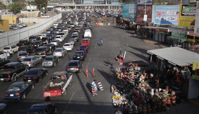 US-Mexico Border Shut!