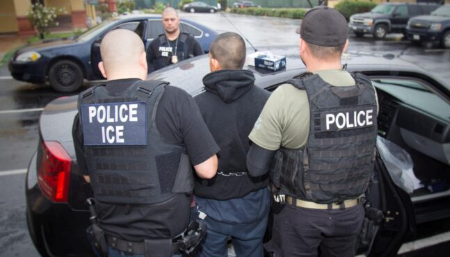 ICE to cease most efforts to stop illegal immigrants