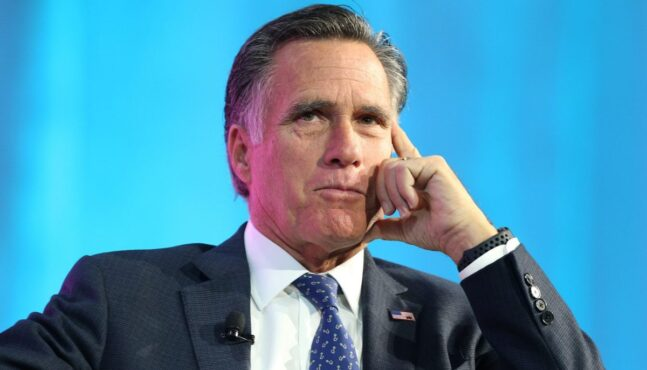 Mitt Romney Proposes Cash Bailout for All Americans During Corona Crisis