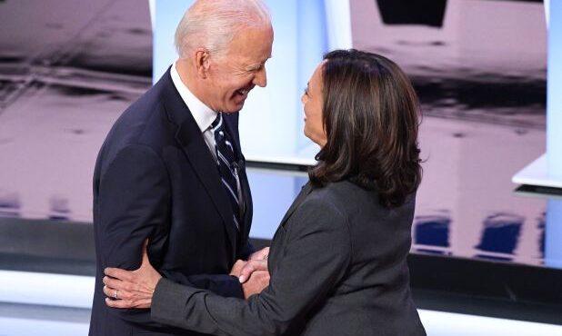 Kamala Harris Endorses Biden