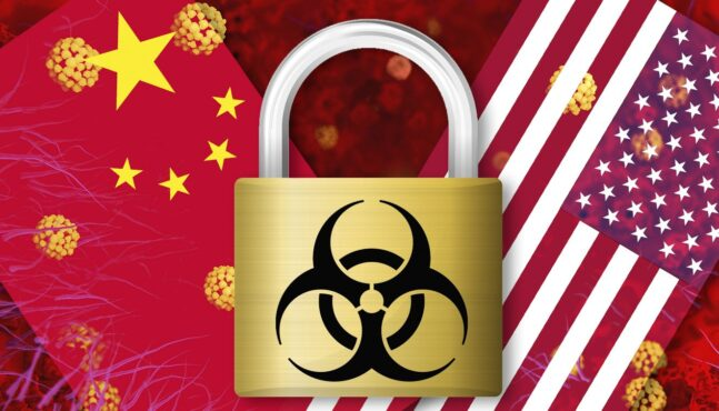 FBI Says China Posed a 'Biosecurity Risk' Before First Case of COVID-19 in the US!