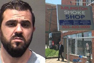 Virginia smoke shop employee faces multiple charges after shooting robber