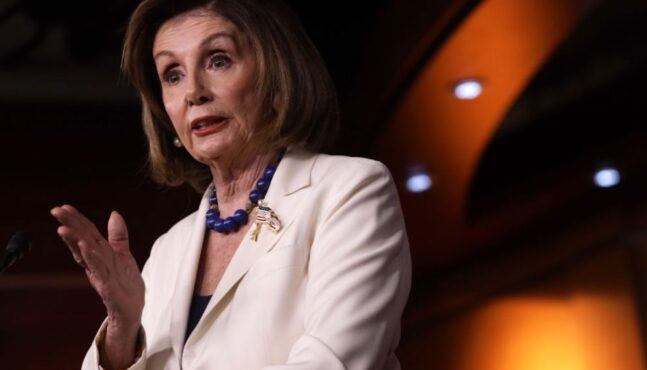 Is Nancy Pelosi trying to be the most hated woman in America?