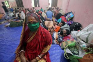 Cyclone Amphan: More than 1 million to be evacuated in India, Bangladesh