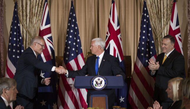US allies move toward Trump, demanding coronavirus investigation despite Chinese threats